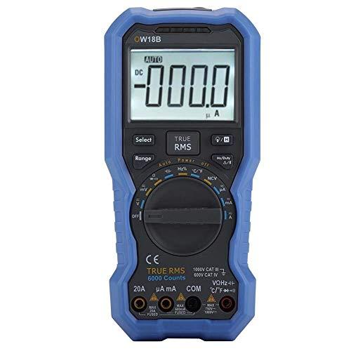 WY-YAN Multímetro digital - Datos del multímetro digital Bluetooth OW18B Logger Kit Termómetro Preciso