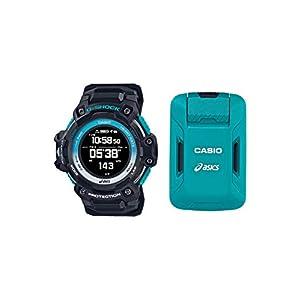 """[カシオ] 腕時計 ジーショックスポーツ G-SHOCK × asics GPS&心拍計搭載 ウォッチ+モーションセンサーセッ..."""""""