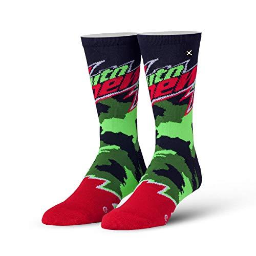 Odd Sox Herren Socken Mountain Dew Camo