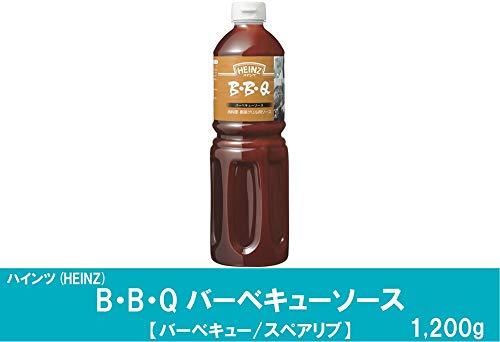 ハインツB・B・Qバーベキューソース1,200g【バーベキュー/スペアリブ】