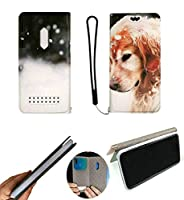 HUAYIJIE FY Flip ケース Case for Zte Blade V20 ケース Case Cover DTG