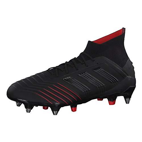 Adidas Predator 19.1 SG, Botas de fútbol Hombre, Multicolor (Multicolor 000), 40 2/3 EU ⭐