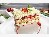 Diy Puzzle Sandwich De Tarta De Fresas 70 Piezas Rompecabezas Niños Adultos Regalo Rompecabezas Descompresión Relajación Juguete