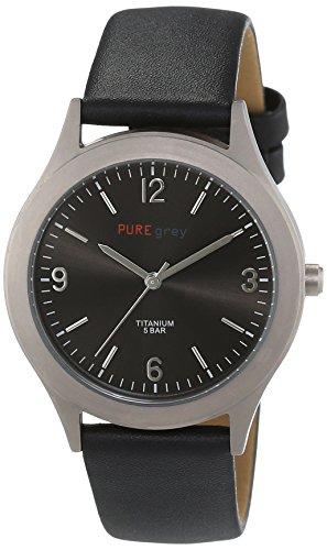 Pure Grey Titan 1320SL–Orologio da uomo