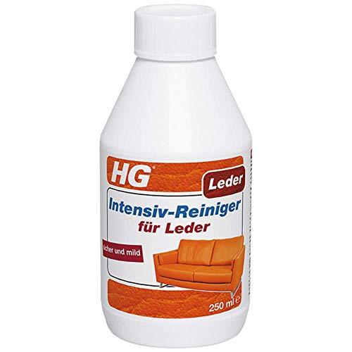 HG Intensiv-Reiniger für Leder 250 ml