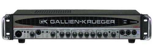 Gallien-Krueger 700RB-II Bi-Amp Bass Amplifier (480/50 Watt)