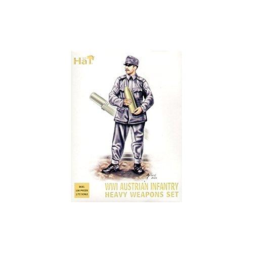 Hat Figures - WWI Austrians Heavy Weapons - HAT8081