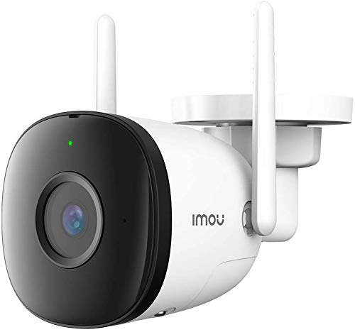 Imou Security Camera Outdoor, AI Human Motion Detection, IP67 Weatherproof 1080P Bullet Camera, 30m Night Vision IP Wi-Fi Camera, Local & Cloud Storage