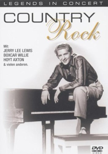 Various Artists - Legends in Concert: Country Rock [Edizione: Regno Unito]