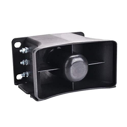 LIUWEI Bocina de seguridad de alarma de seguridad para coche de coche de coche de auto de la bocina para camión de construcción de vehículos pesados