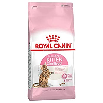 ROYAL CANIN - Sachets Kitten Sterilised en Sauce pour Chaton - 12x85g