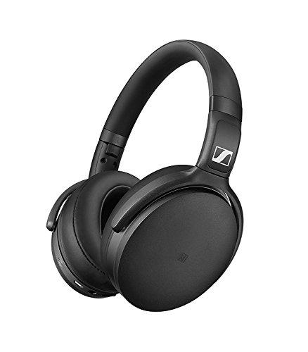 【Amazon.co.jp限定】ゼンハイザー ワイヤレス ノイズキャンセリング ヘッドホン 密閉型/NFC・Bluetooth対応/aptX/マルチペアリング対応 HD 4.50 SE【国内正規品】 BLACK