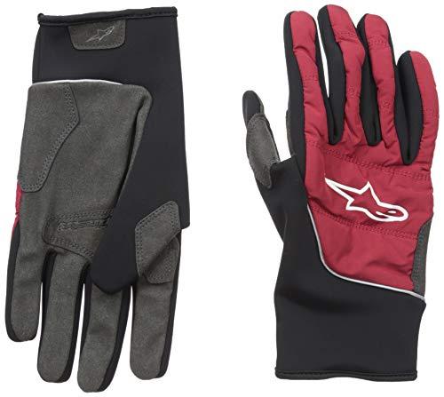 Alpinestars Herren Cascade Warm Tech Handschuh M Rio Red Black