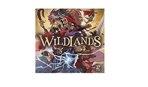Osprey Games Wildlands Set de 4 jugadores: Four-player core set