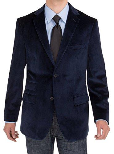 Gioberti Mens Formal Black Blazer Jacket, Size 36 Short