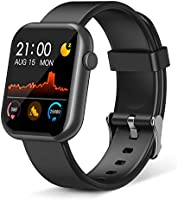 Smart Watch,Fitness Tracker with Heart Rate Monitor,IP67 Waterproof Fitness Watch with Pedometer,Smartwatch Compatible...