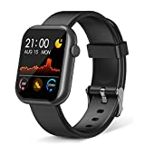 Smart Watch,Fitness Tracker with Heart Rate Monitor,IP67 Waterproof Fitness Watch...