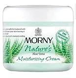 Morny - Crema hidratante en inglés, aloe vera, 300 ml