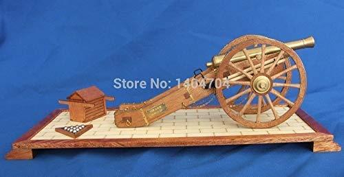 【】 大砲 1792 ナポレオン Era12 1/20スケール 船 帆船 ボート ヨット 木製 模型 モデルキット プラモデル キット