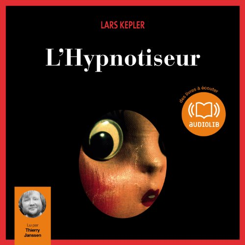 L'Hypnotiseur audiobook cover art