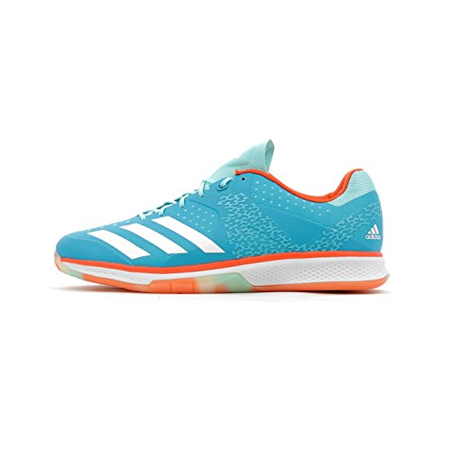 adidas Counterblast, Chaussures de Handball Homme, Bleu (Azuene Ftwbla Energi), 46 EU