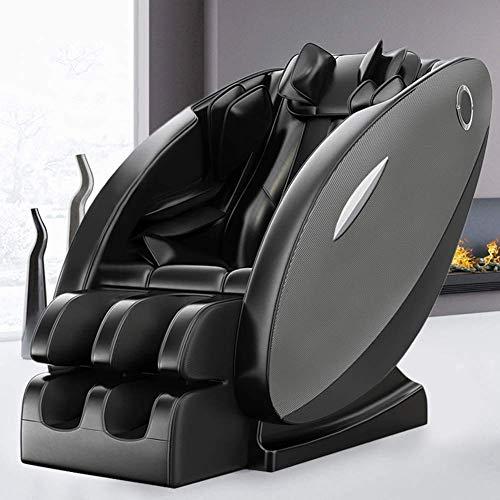 Protección for los ojos for sillas de Cenicero Manipulador sillón de masaje de cuerpo completo 8D sillón de masajes profesional automático de la gravedad cero eléctrico silla Sofá airbag de cabeza, A