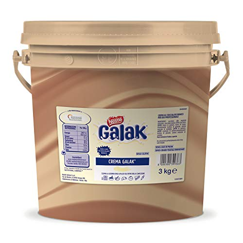 Nestlé Galak Professionale Crema al Cioccolato Bianco - 3 kg