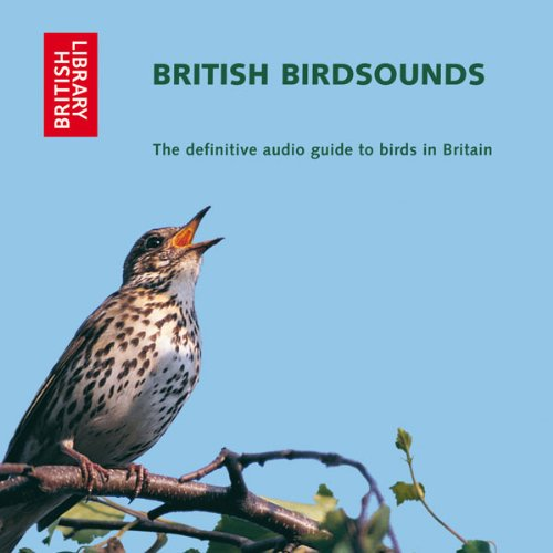 British Bird Sounds audiobook cover art