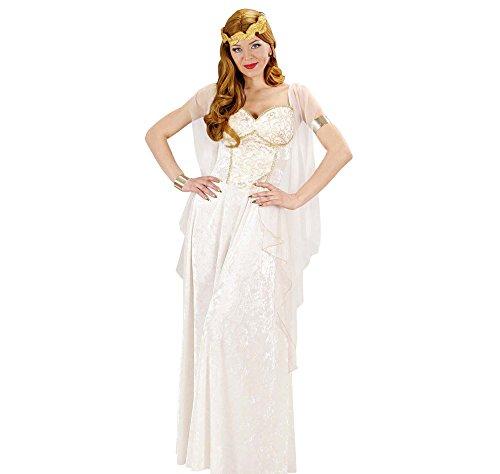 Widmann- Disfraz de diosa griega para adultos, Multicolor, 38 (75462) , color/modelo surtido
