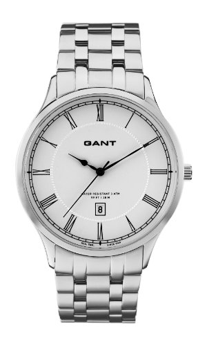 Gant Watches Herren-Armbanduhr XL Windsor Analog Edelstahl W10664
