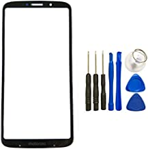 Motorola Z3 Play Front Outer Screen Glass Panel Lens, Touch Screen LCD Cover Replacement Motorola Moto Z3 Play XT1929 Opening Tool (Not LCD &Not Digitizer &Not Screen Protector)