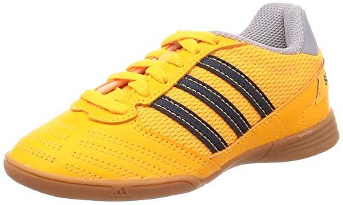adidas Super Sala J, Zapatillas de fútbol, Dorsol/Maruni/GRIGLO, 37 1/3 EU