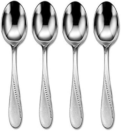 Oneida Satin Normandy Teaspoons 4 Special price Set of SEAL limited product