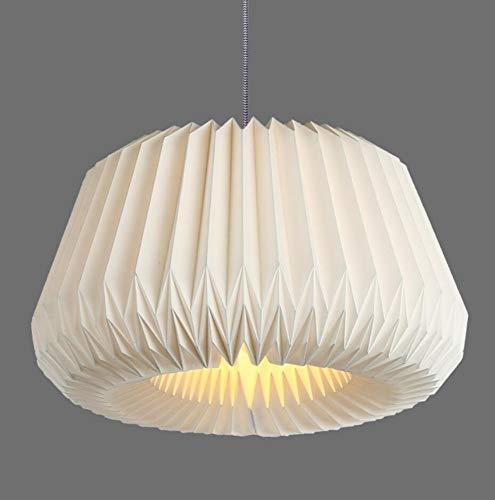 Lampade A Sospensione Lampadario origami personalità creativa soggiorno camera da letto bar ristorante illuminazione