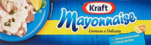 Kraft Mayo Tubo, confezione da 18 x 142 gr
