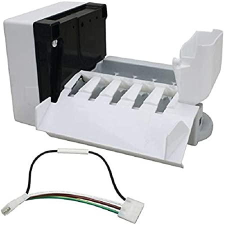 CoreCentric Refrigerator Ice Maker Assembly Kit replacement for Whirlpool W10122559 Renewed WPW10122559