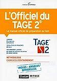 L'officiel du TAGE 2 - Le manuel officiel de préparation au test