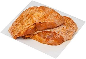 ZAC Butchery Fresh Chicken Thigh Peri-Peri-marinated, 500g (Halal) - Chilled