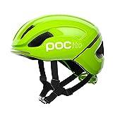 POC POCito Omne SPIN Casco Ciclismo Unisex Adulto, Multicolor Fluorescent Yellow/Green, SML