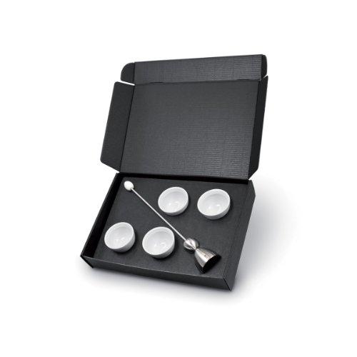 Take2 Eierschalensollbruchstellenverursacher Geschenkbox mit 4 Eierbechern