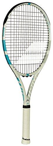 Babolat Drive G Lite Incordata: No 255G Racchette Da Tennis Racchette Allround Bianco - Blu 1