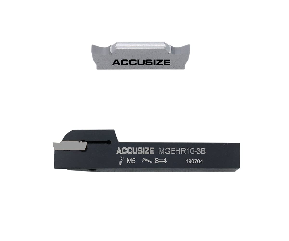 Parting Tool Accusize Industrial Tools 5/8 x 5/8 Cut-Off Holder ...