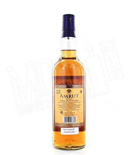 Amrut Indian Single Malt Whisky Aged in Oak Barrels 0,70l