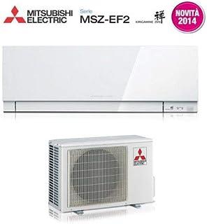 MITSUBISHI ELECTRIC CLIMATIZADOR INVERTER KIRIGAMINE ZEN MSZ EF25 VE2W BTU 9000-WHITE