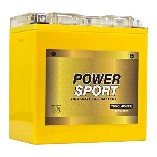 YB16CL-B Gel 12V 19AH Battery for Yamaha All Wave Runner Models 87-08