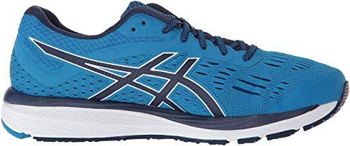 ASICS Men's Gel-Cumulus 20 Running Shoes, 8.5M, Race Blue/Peacoat