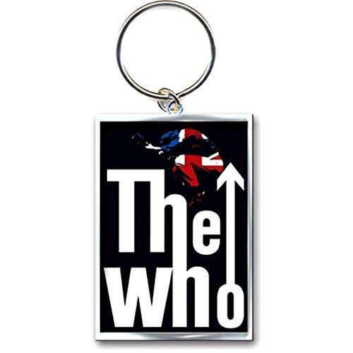 The Who Leap Logo Llavero (Producto Oficial lizenzprodukt)