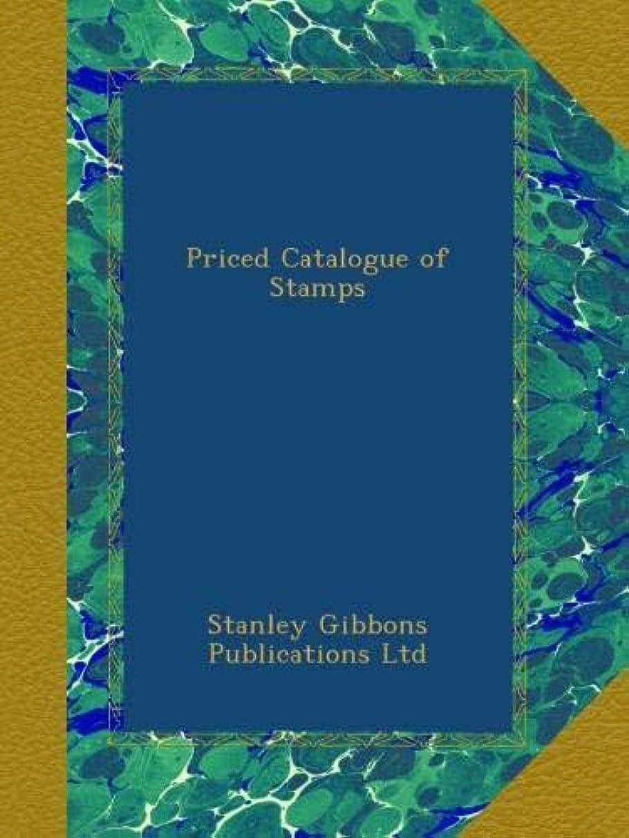 シットコム宗教的な型Priced Catalogue of Stamps