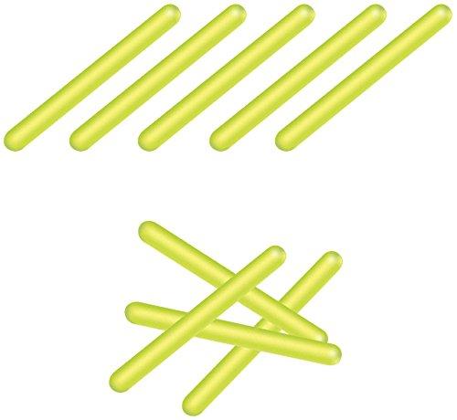 Mini Angeln Knicklichter zum Nachtangeln Starke Leuchtkraft, Stück:10 Stück