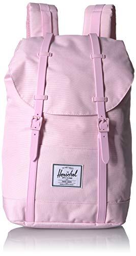Herschel Unisex-Erwachsene Retreat Multipurpose Backpack, Pink Lady Crosshatch, Classic